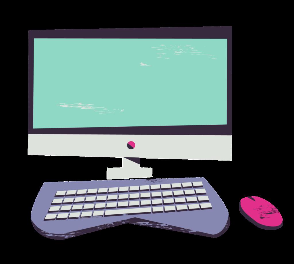 achat matériel informatique PC fixe Lyon